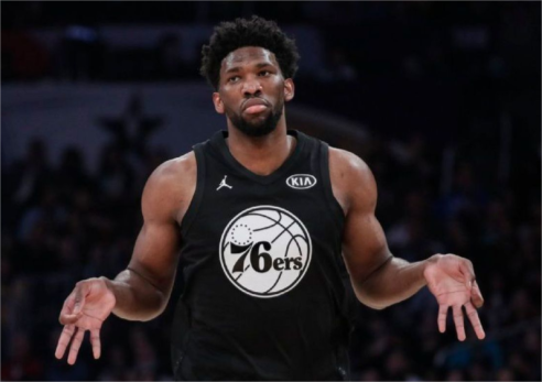 Embiid-All-star