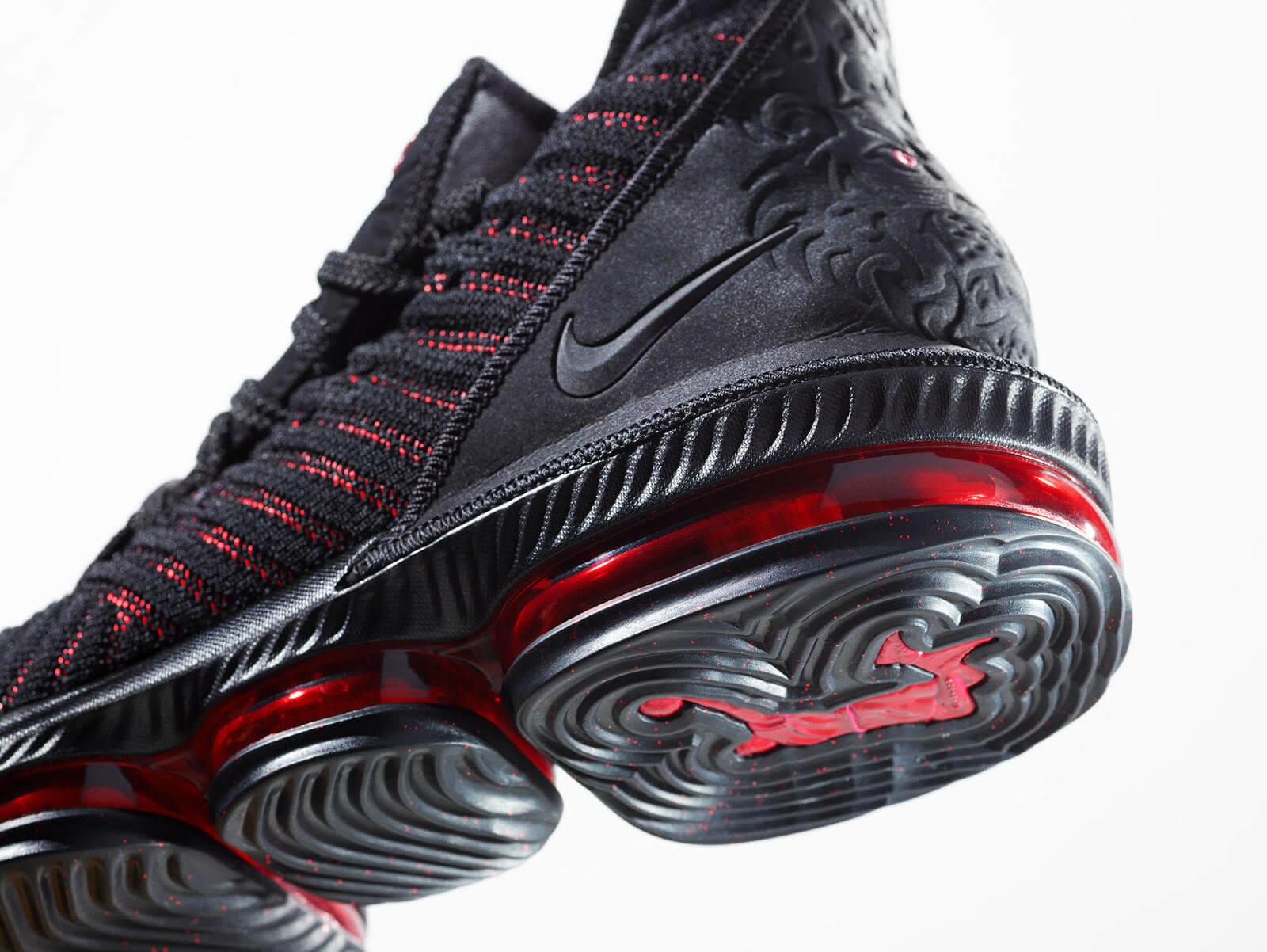 magasin en ligne a22eb c3e6e Nike Lebron 16 Sortie – TEST- Chaussures de basket